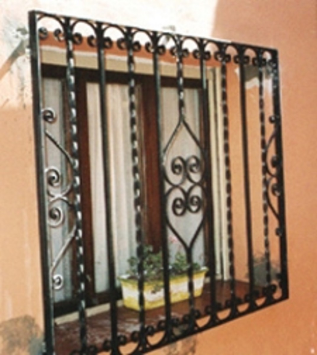 Fire Safety and the Spanish Window Security Grill