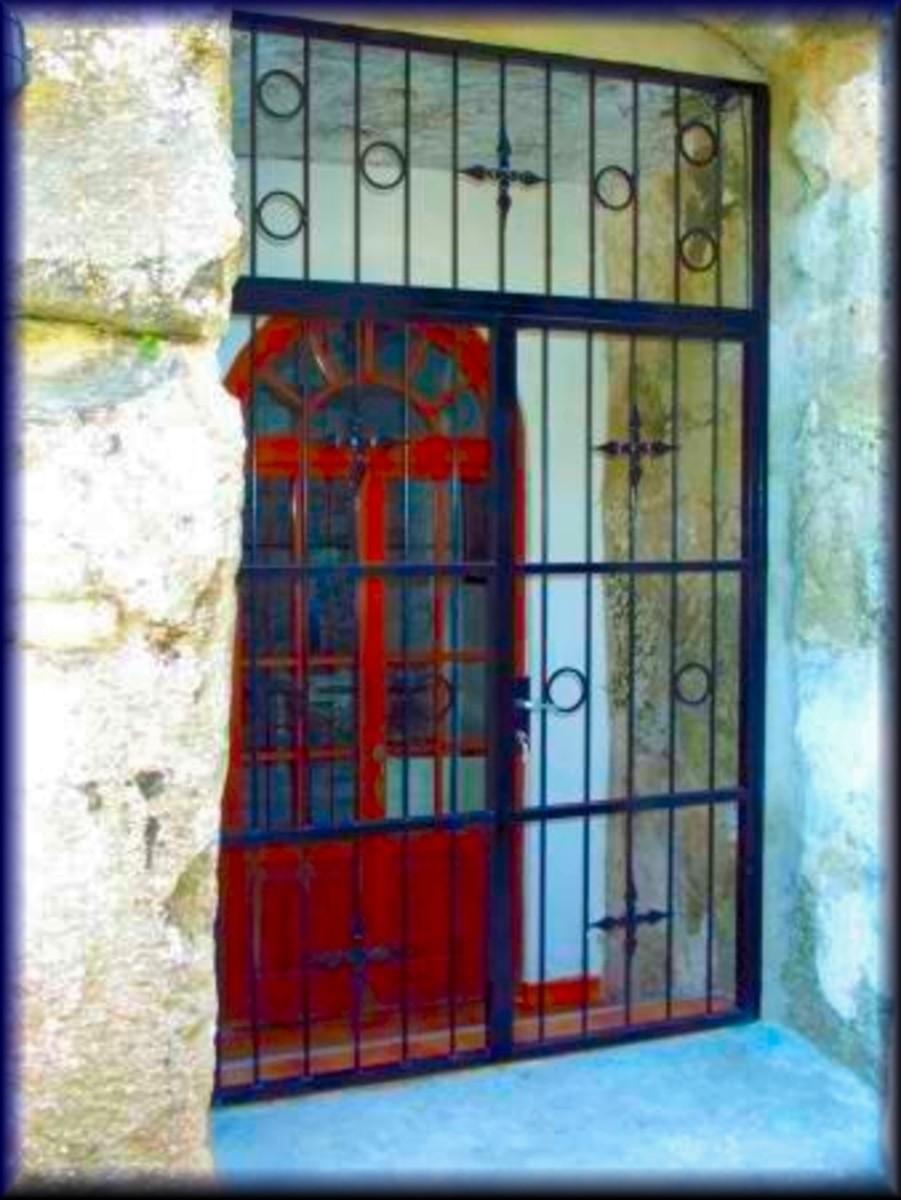 window and door reja