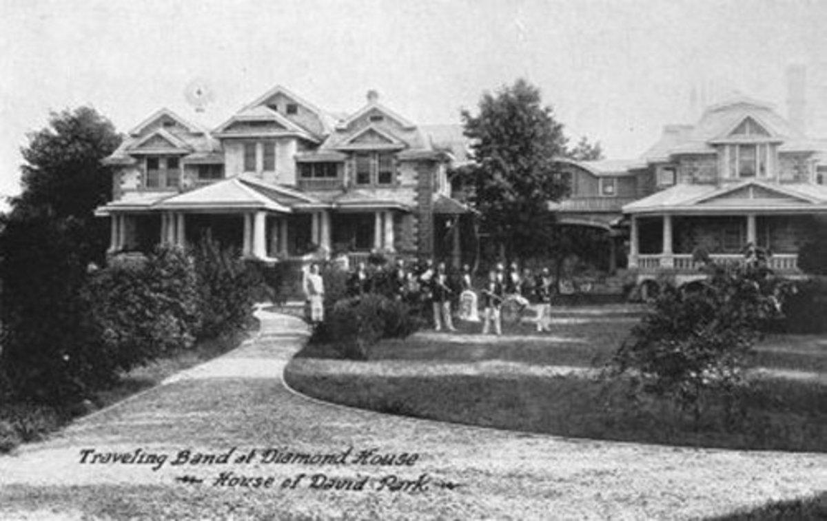 HOUSE OF DAVID DIAMOND HOUSE