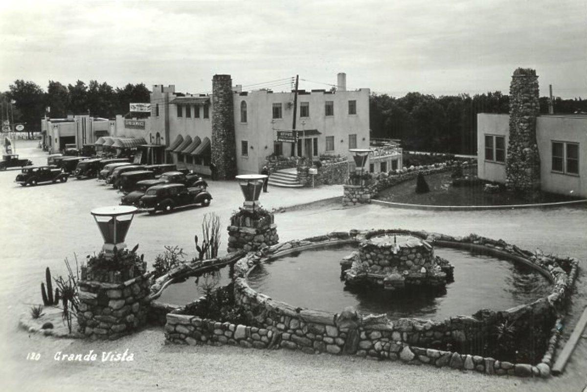 HOUSE OF DAVID GRANDE VISTA MOTOR LODGE AND NIGHTCLUB