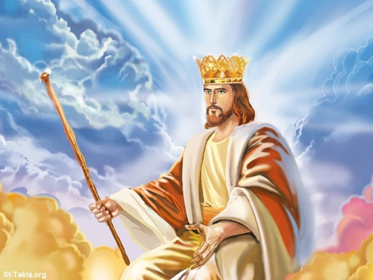 Christ is King of Kings - Maranatha