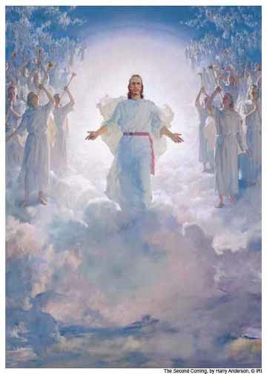 Maranatha = The Lord Cometh!