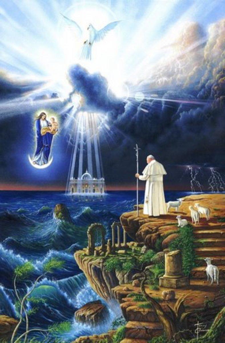 Maranatha - The LORD is coming!
