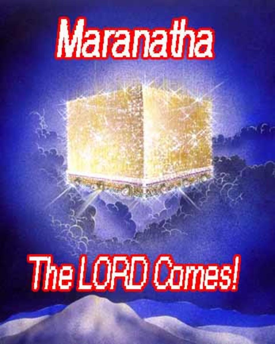Definition of Maranatha