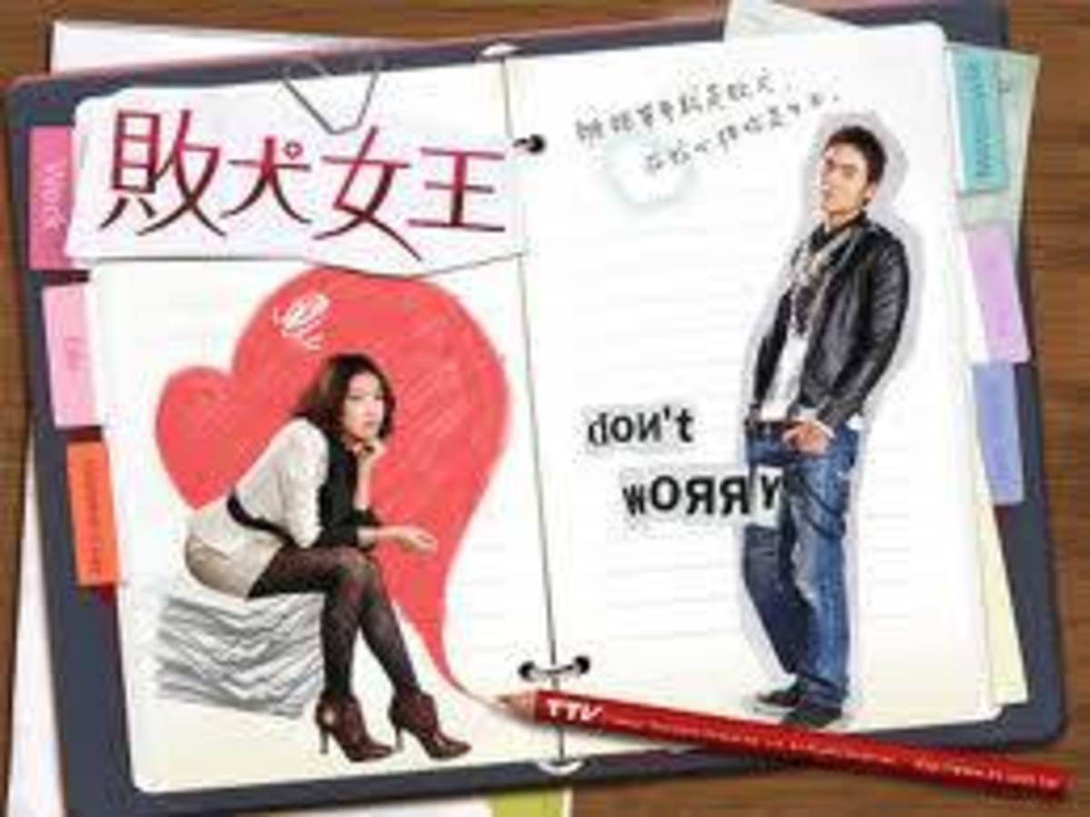 My Queen, a Taiwanese series which stars Cheryl Yang and Ethan Ruan.