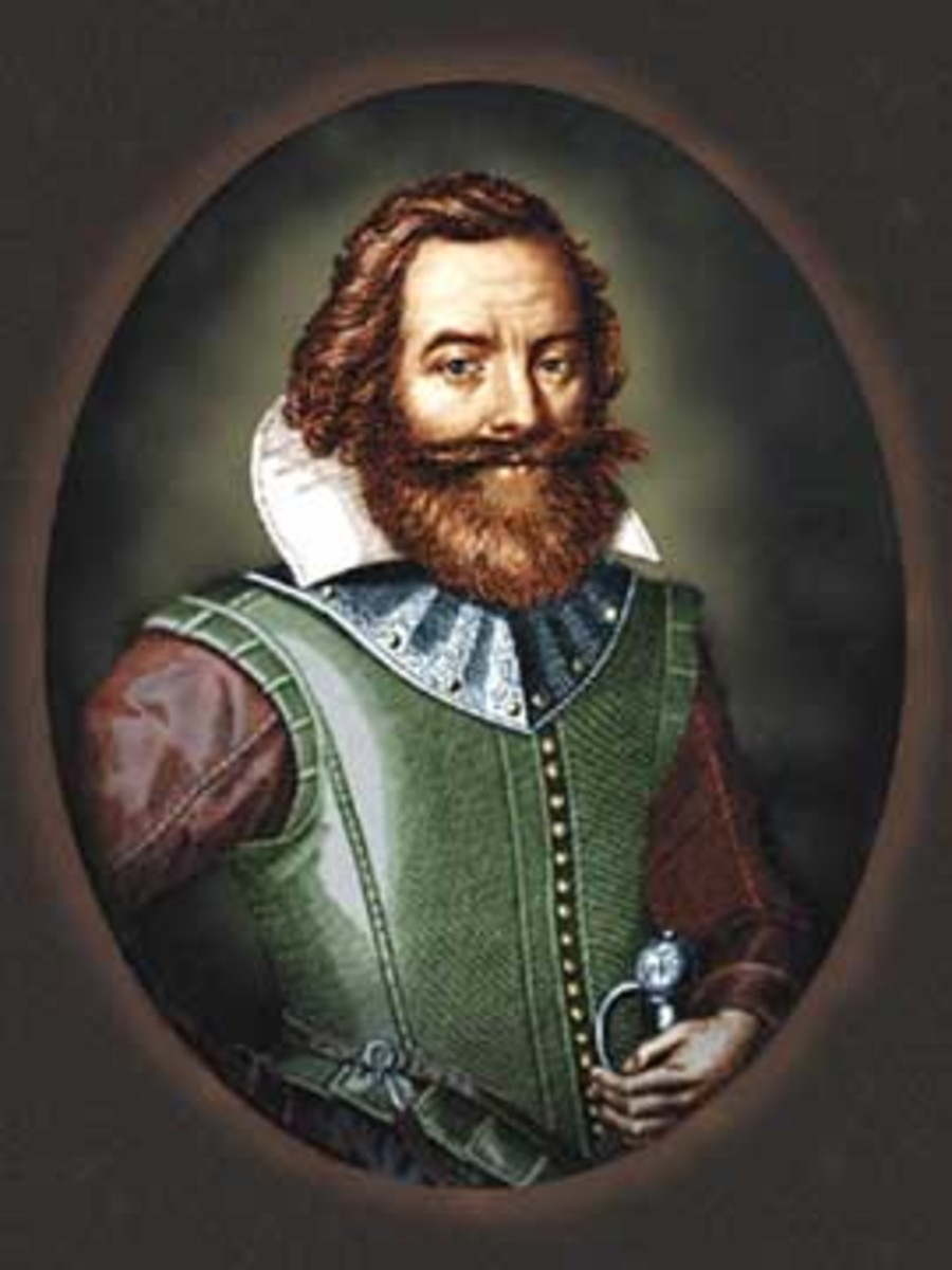 Capt. John Smith (Google Image)