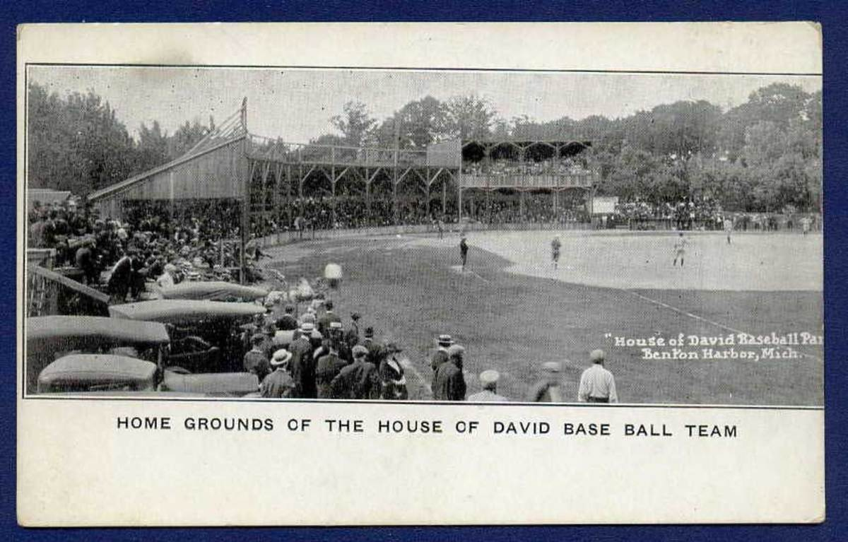 HOUSE OF DAVID BASEBALL PARK