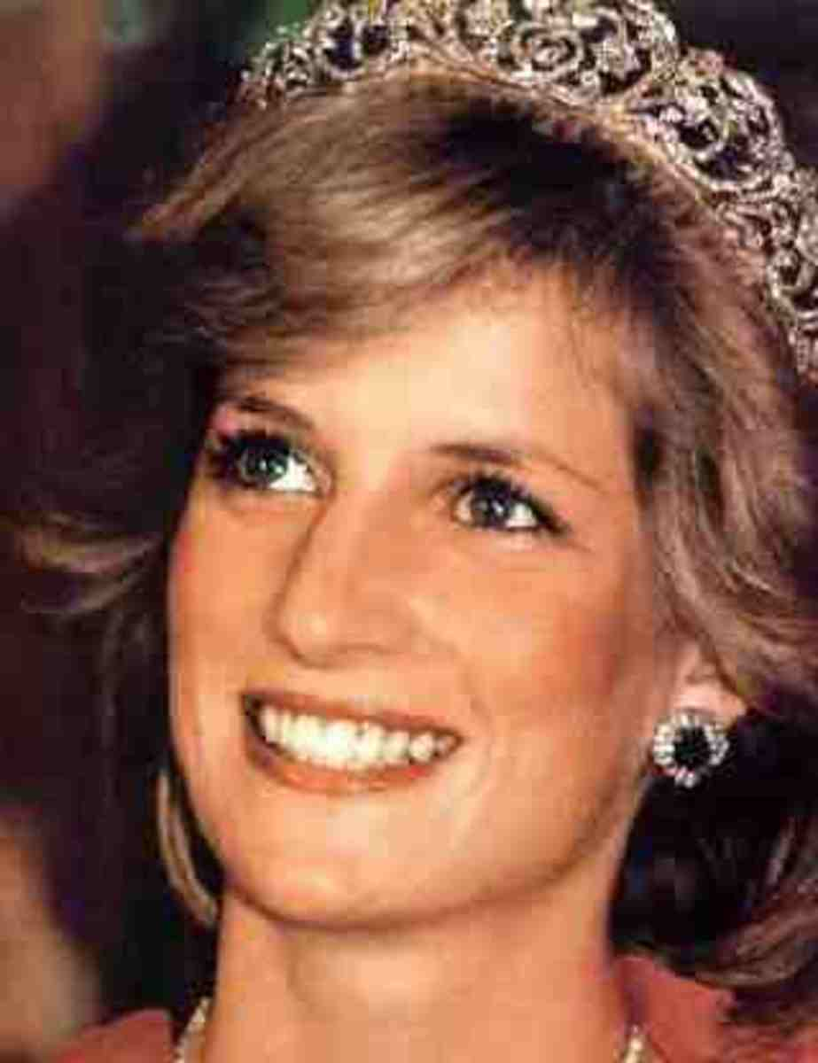 Princess Diana The Queen of Hearts. The story of the day I shook Her hand