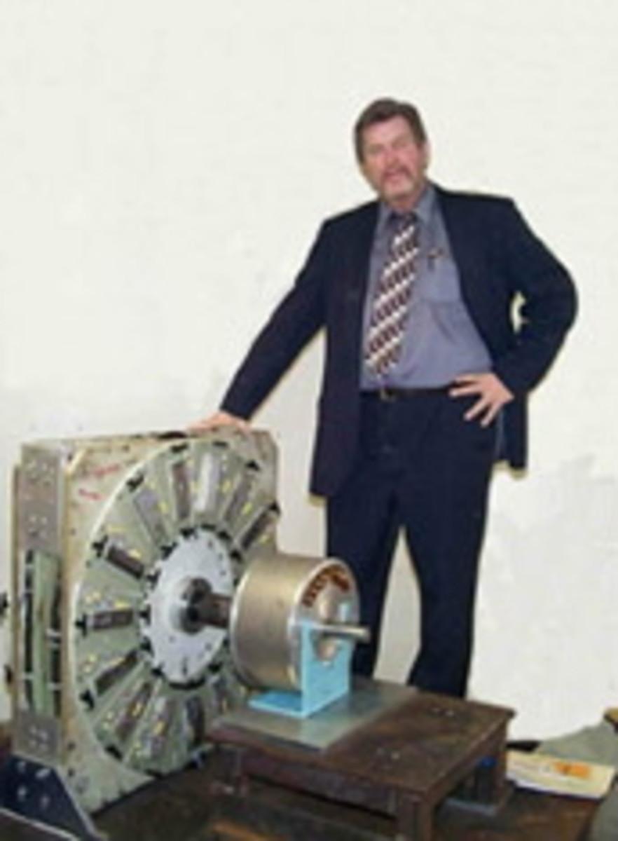 Magnetic Generator Free Energy