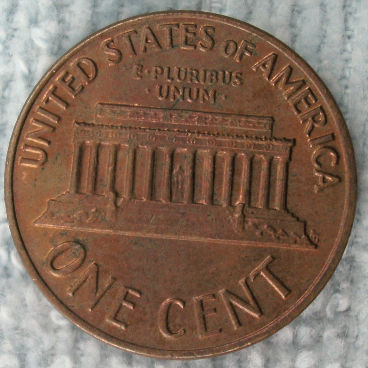 reverse of the 1972 S above