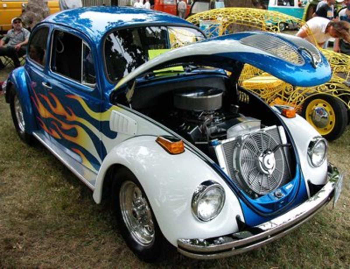 Tips On How To Build A V8 Beetle Bug Vw Hubpages