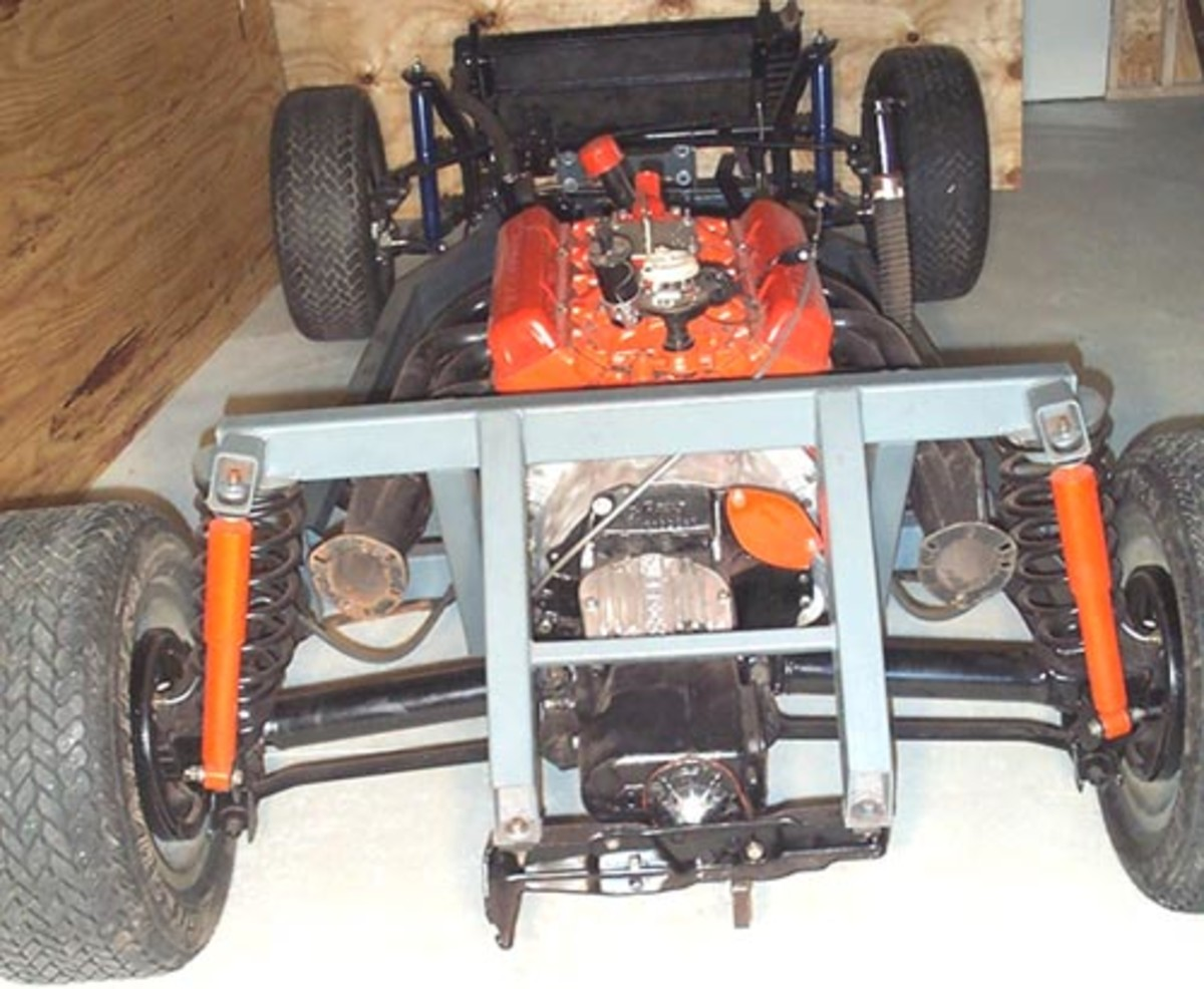 Tips on How to Build a V8 Beetle Bug VW | HubPages