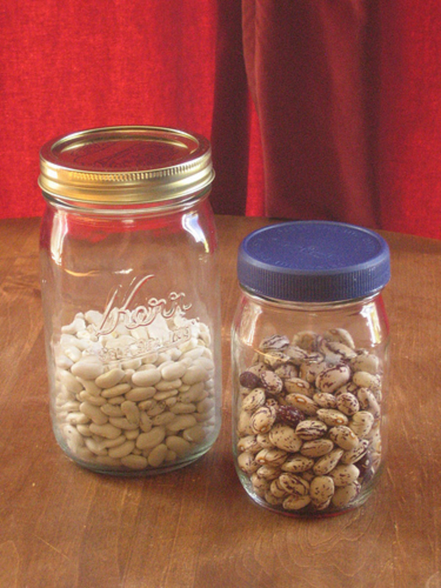 You'll find many American recipes for dried beans.