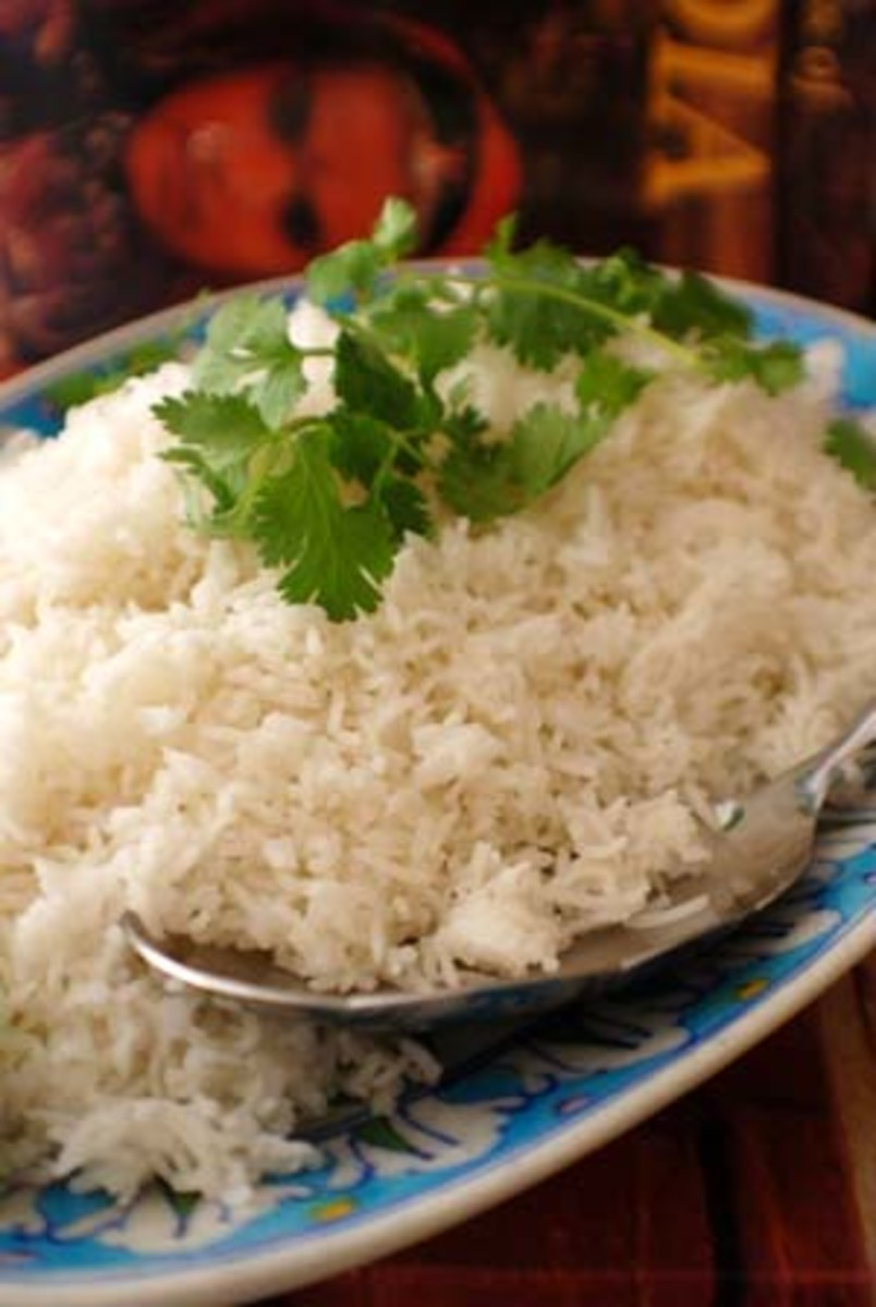 5 Types of Aromatic Rice