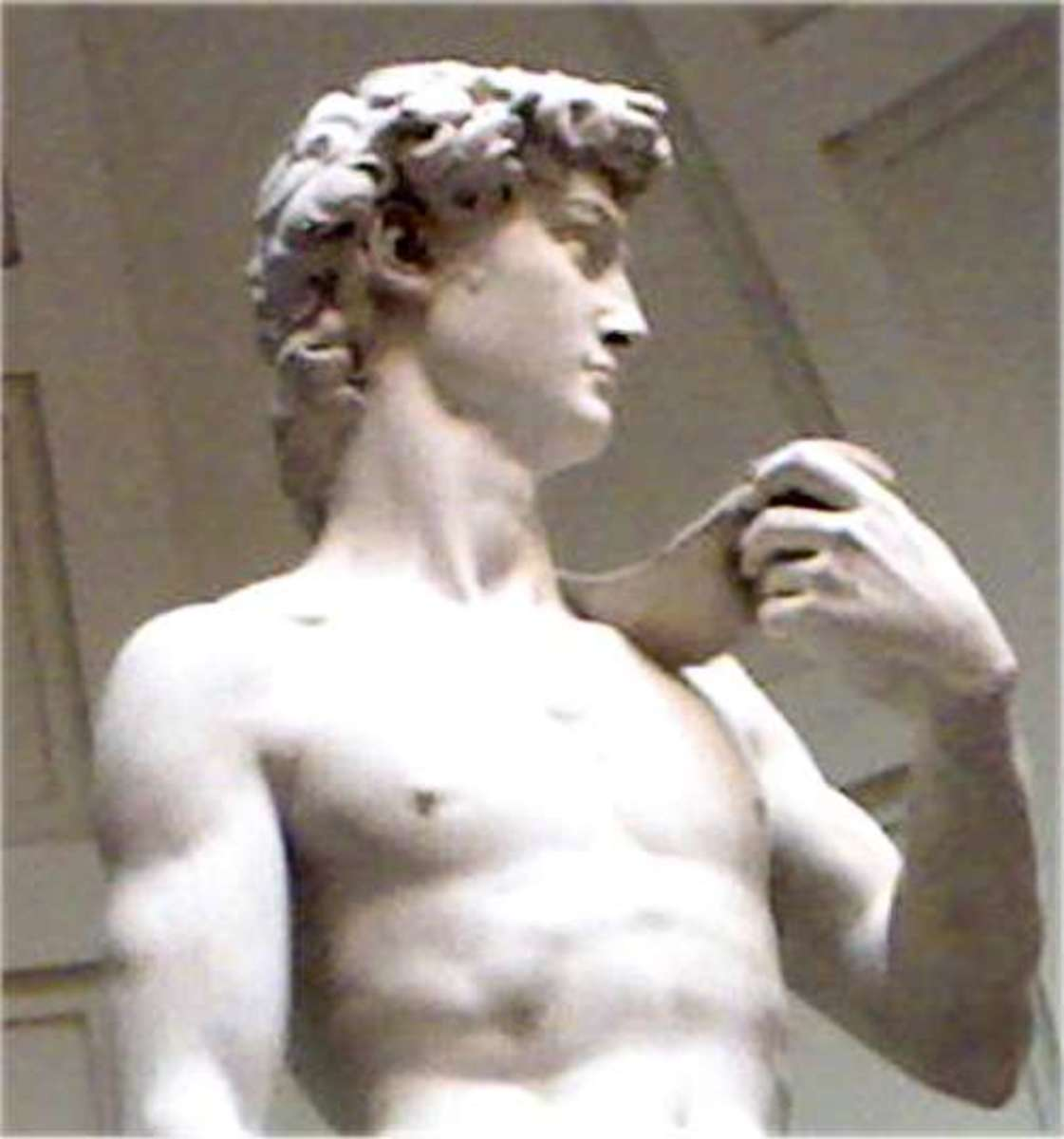 "Could Michelangelo's David someday be considered ""bad"" art?"