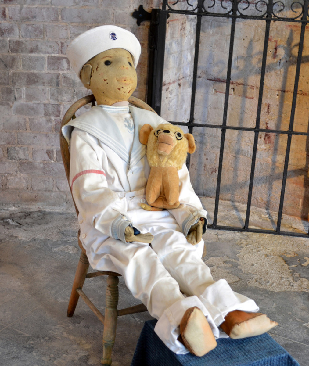 History Of Robert The Haunted Doll