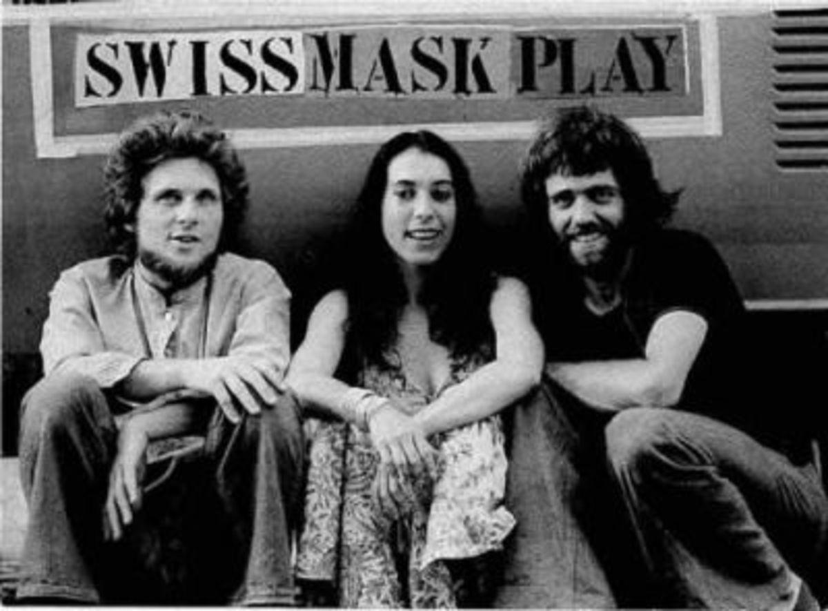 Andres Bossard, Floriana Frassetto & Bernie Schürch
