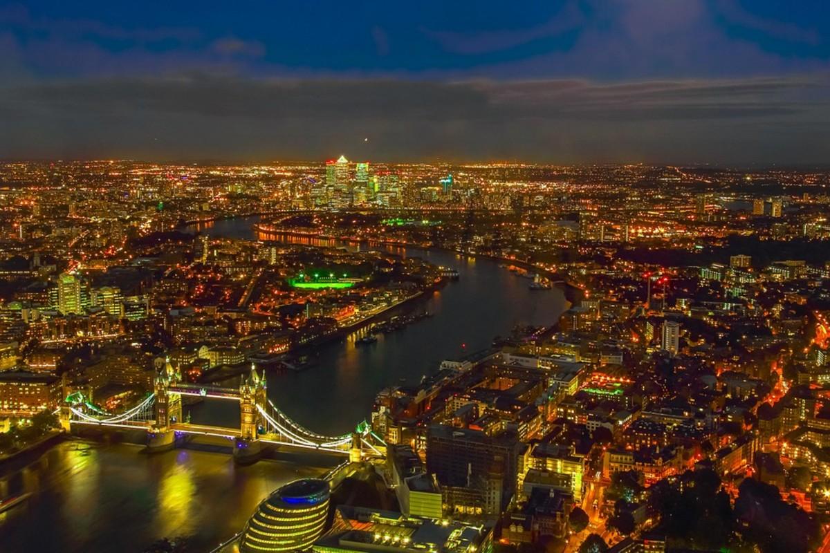 Unusual London Travel Sites