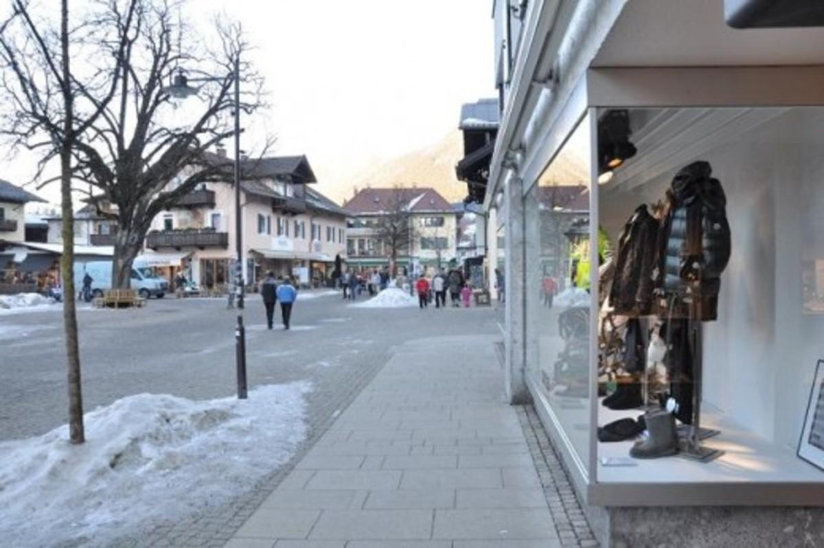 Ostler Shop