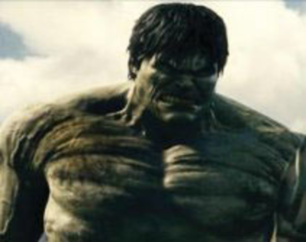 Incredible Hulk 2008 movie