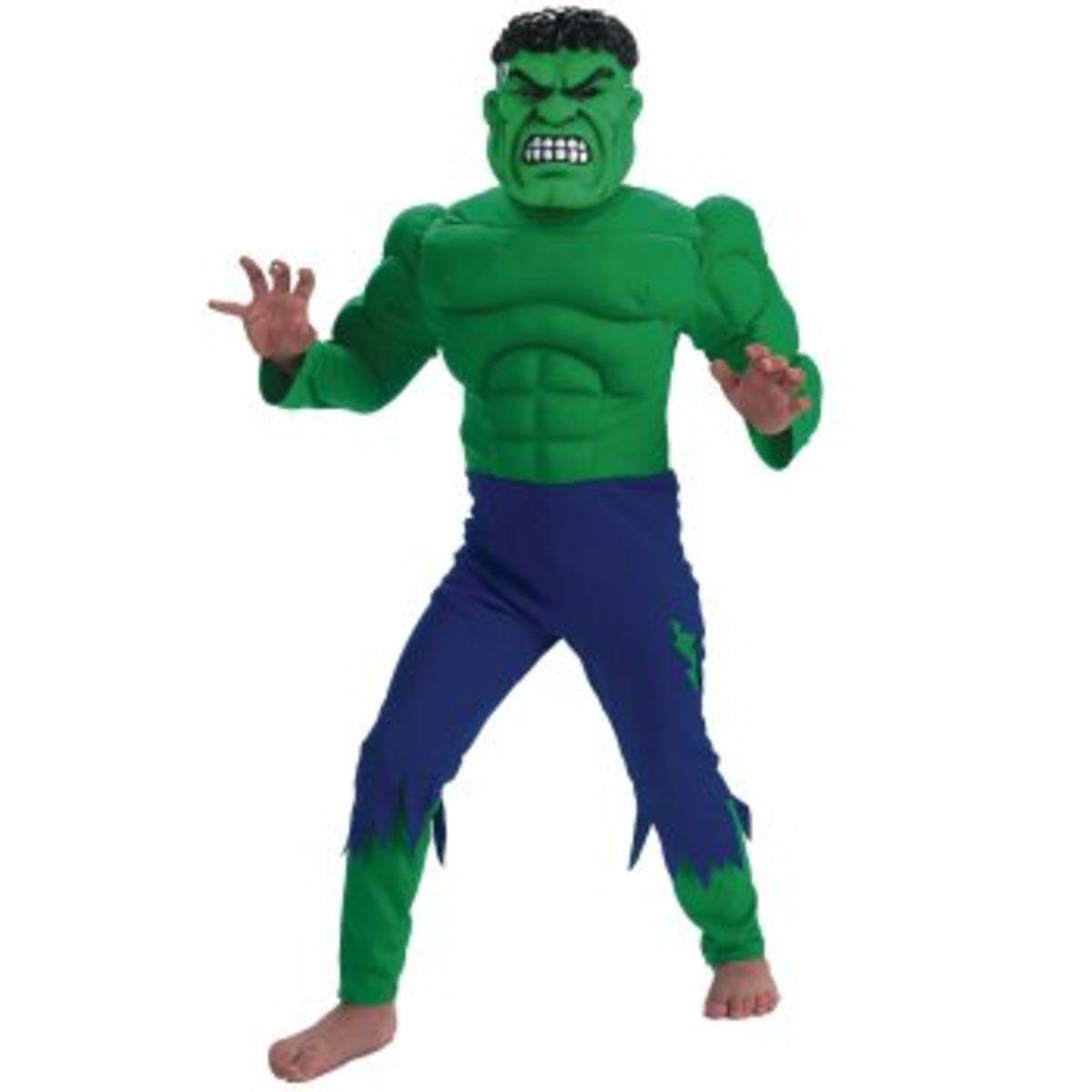 Hulk 2003 movie costume