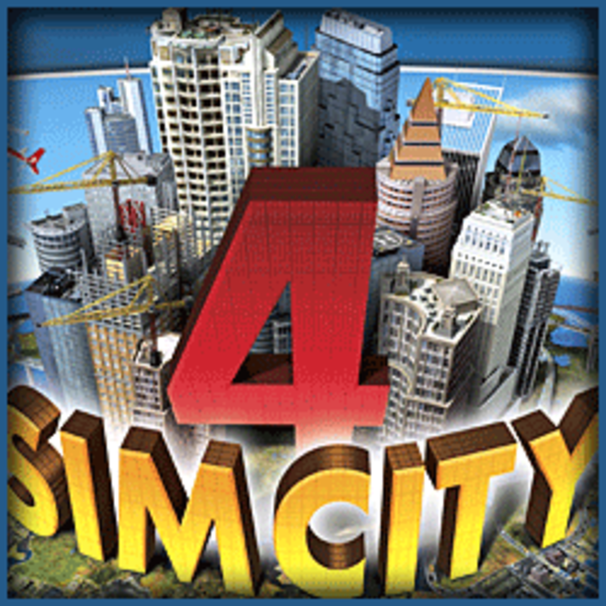 Sim City 4: It's Not A Game, It's A Hobby