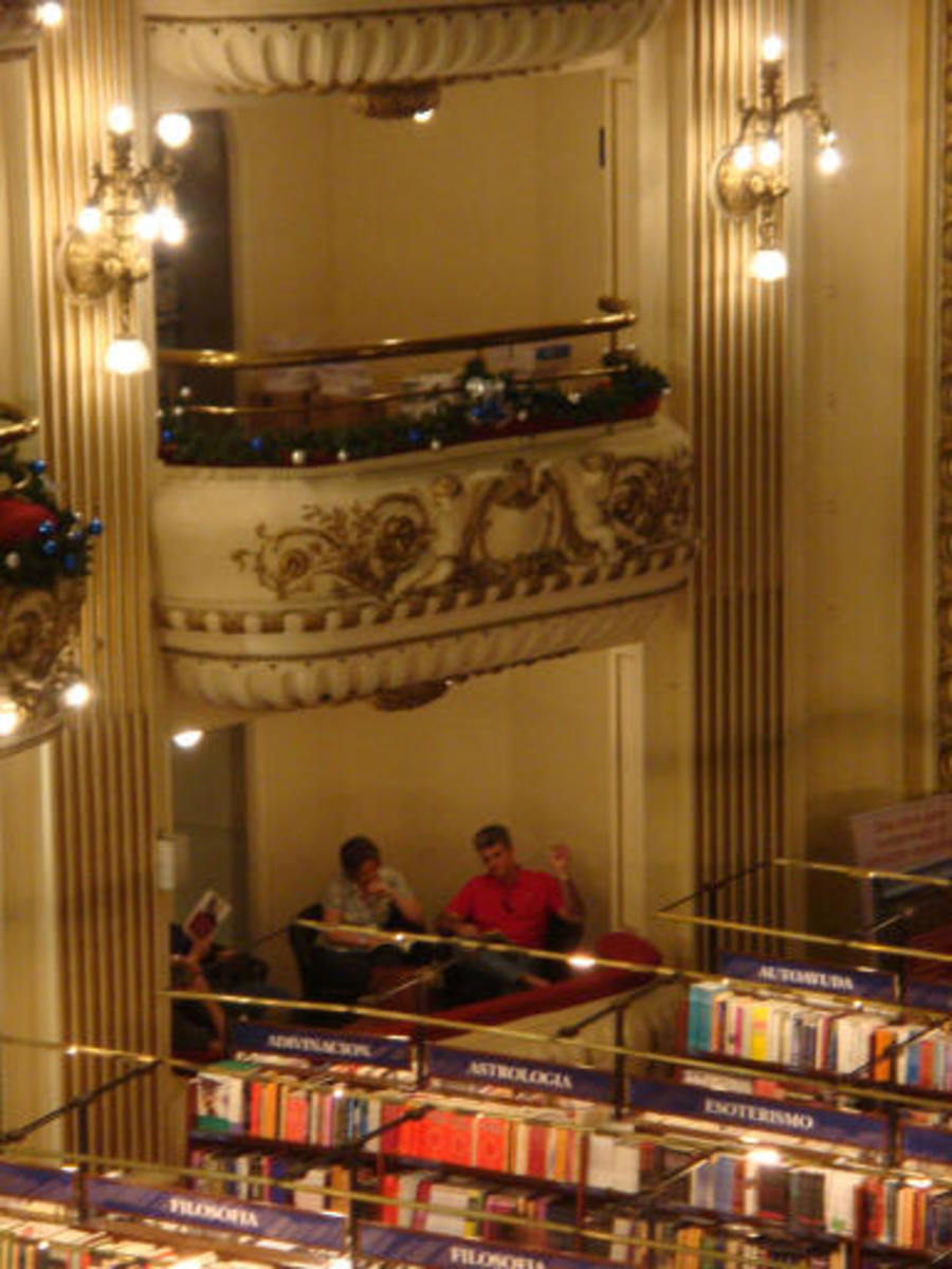 El Ateneo Grand Splendid, La Recoleta