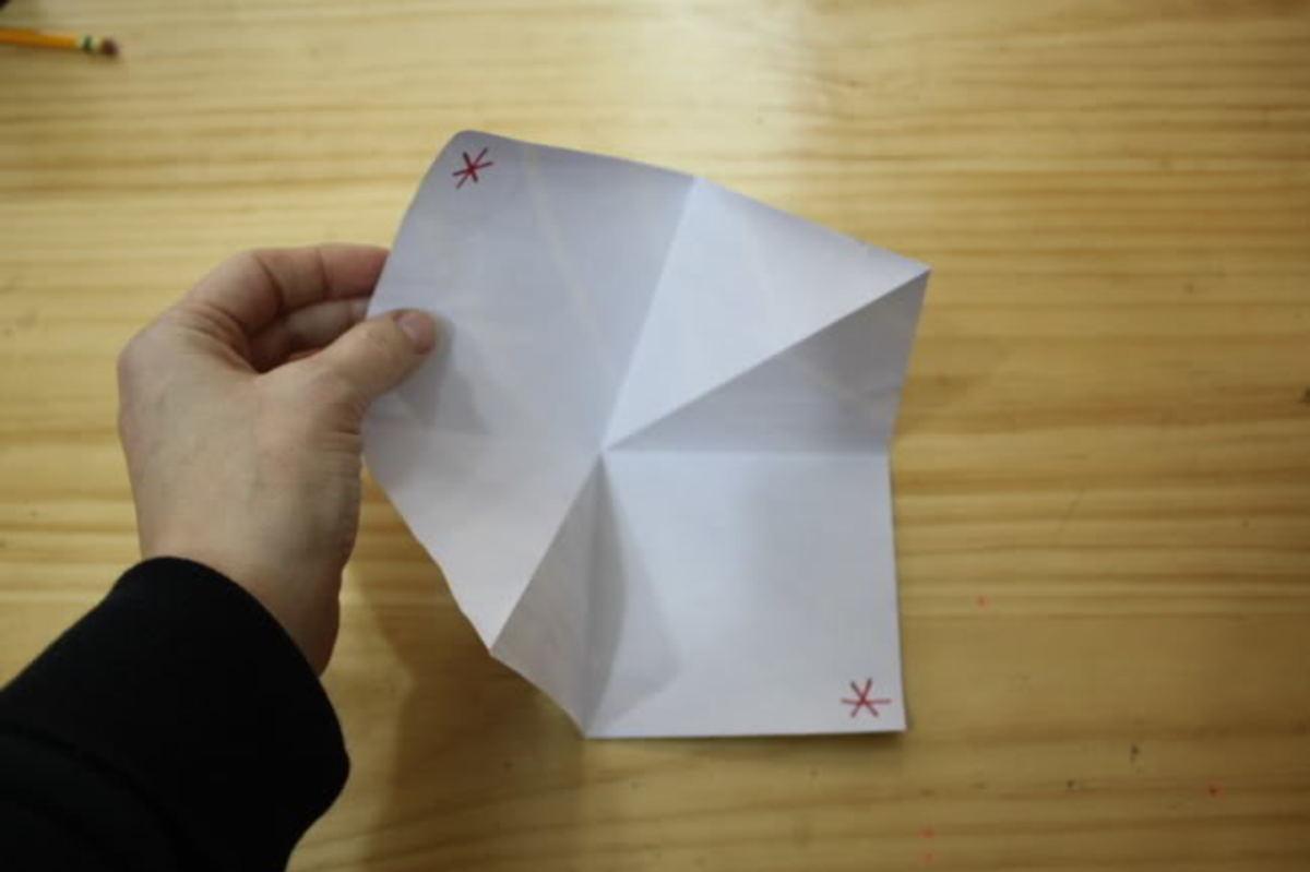 three-square-unfolding-book