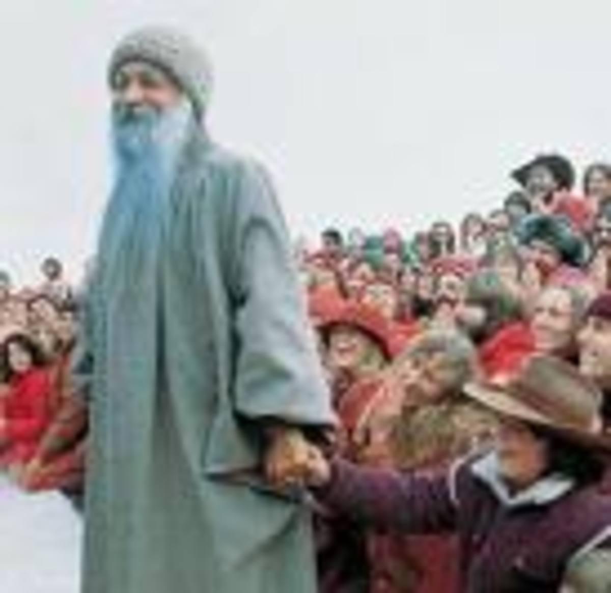 Millions of OSHO devotees