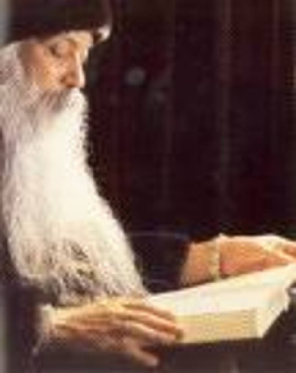 My First Encounter with OSHO (philosophy)