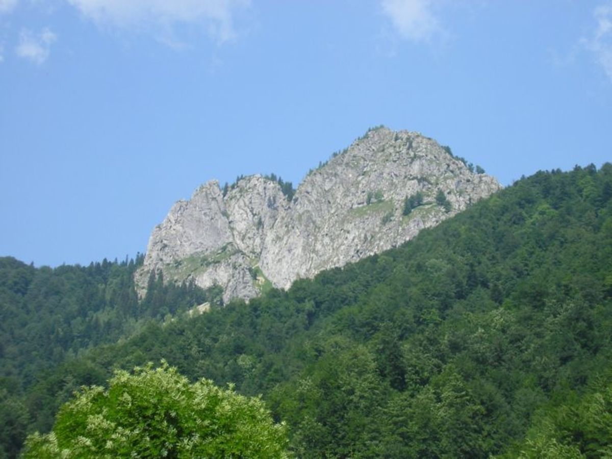 Cheia gorge, Dobruja