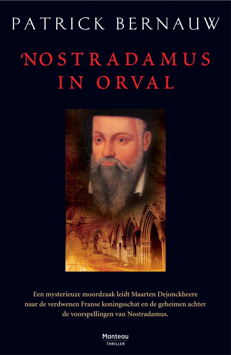 Nostradamus and the Lost Templar Treasure