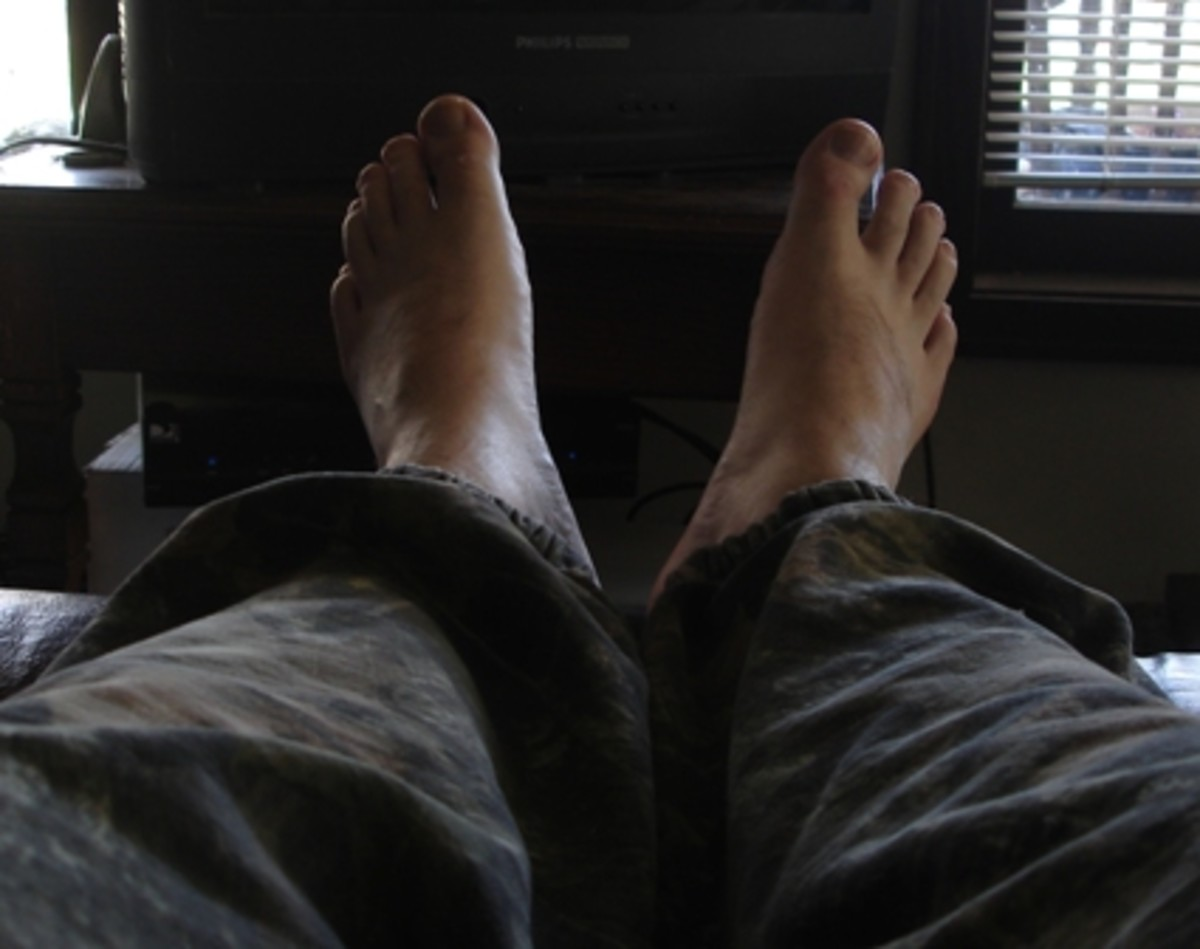 How To Get Rid of Stinky Feet