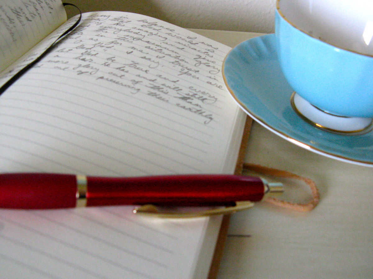 8 Benefits of Writing in a Journal or Diary
