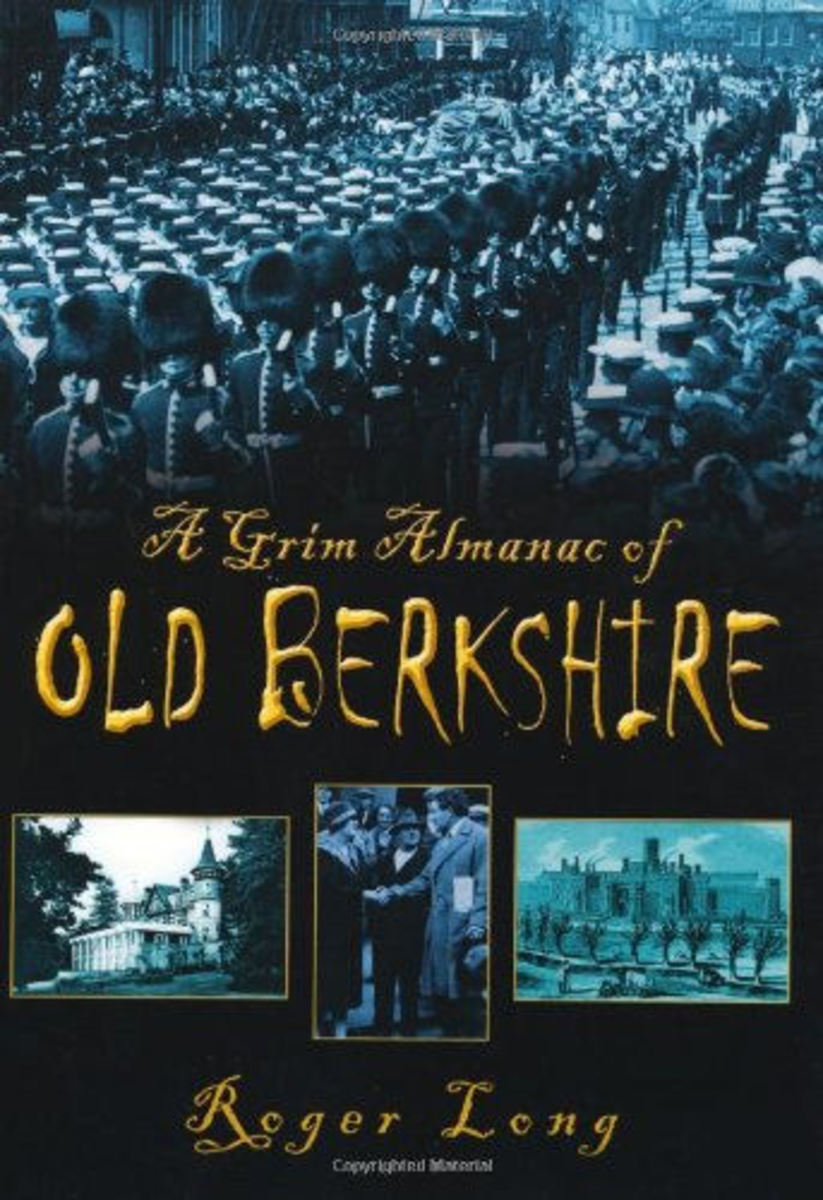 A Grim Almanac of Old Berkshire by Roger Long
