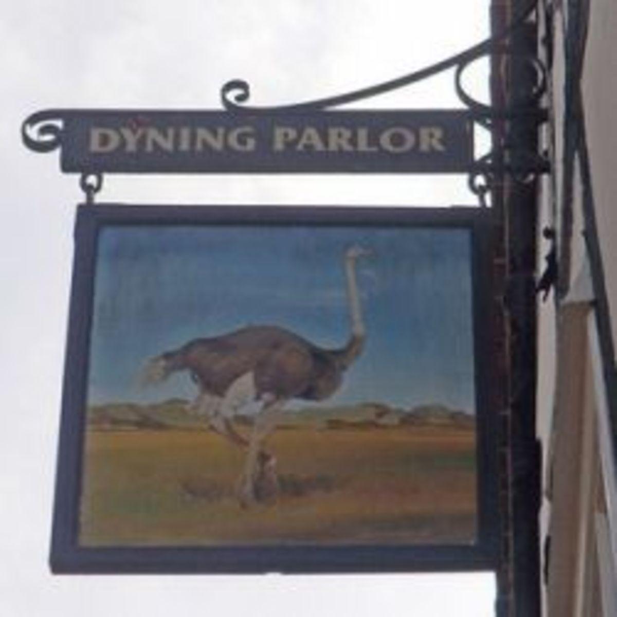 The Ostrich Inn, Colnbrook, near Slough in Berkshire