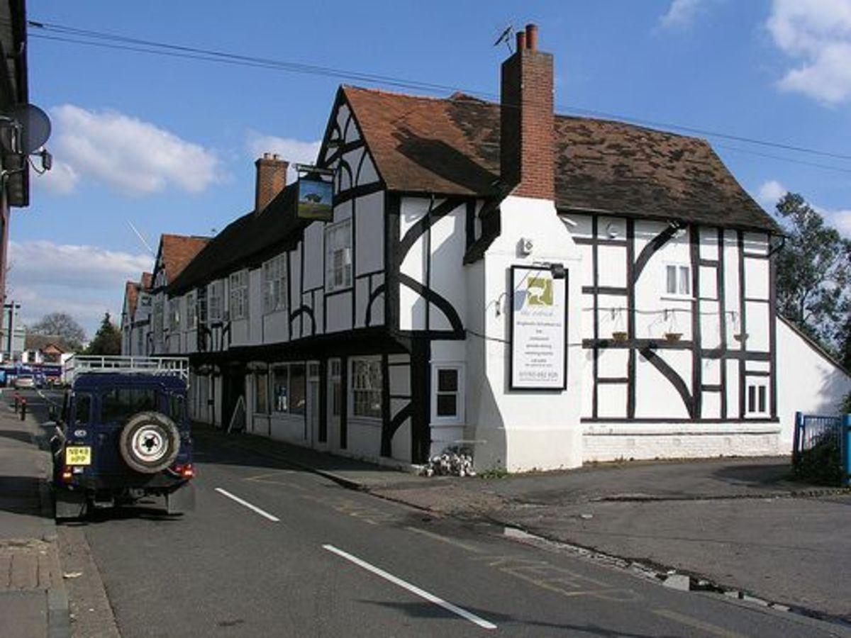 The Ostrich Inn, Colnbrook, Berkshire
