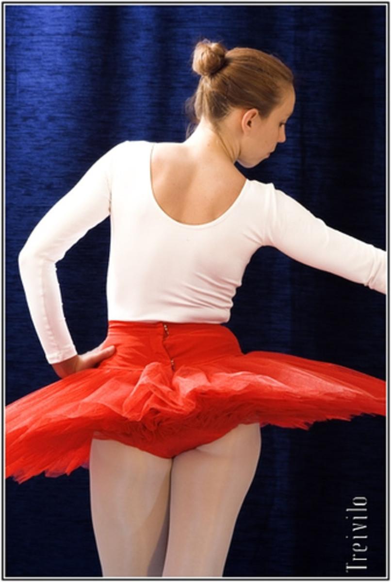 A practice tutu
