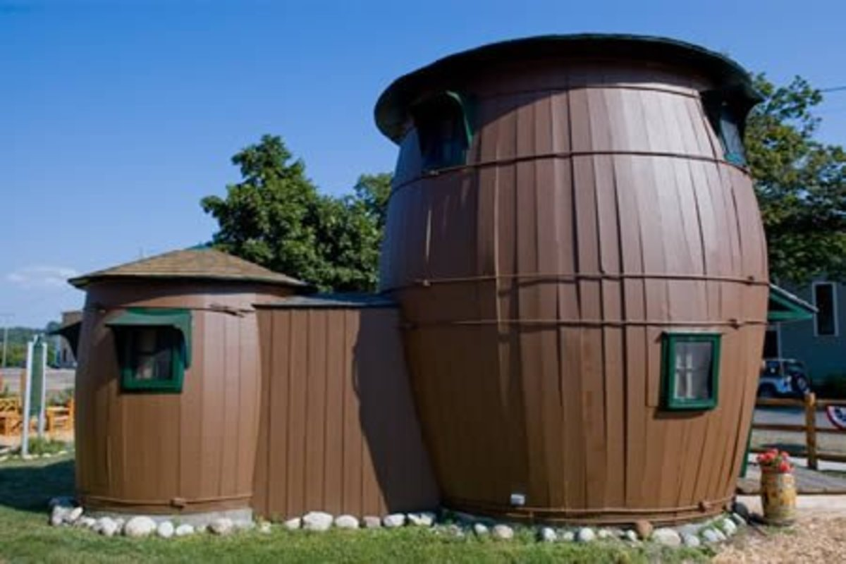 The Pickle Barrel House, in Michigan (USA).