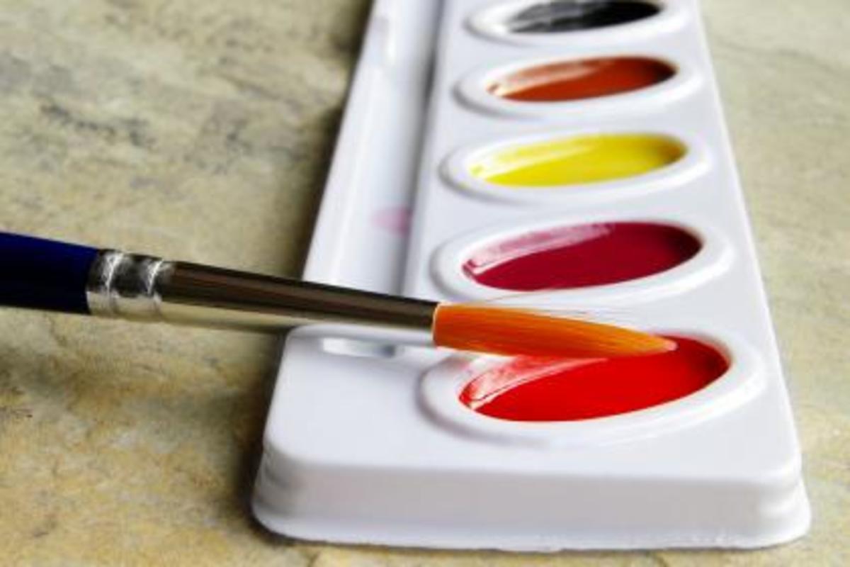 Basic Watercolor Set