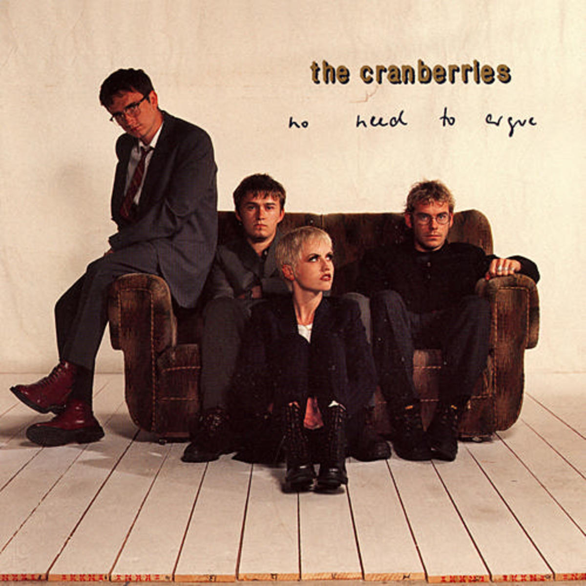 Zombie The Cranberries - From the original album No Need To Argue