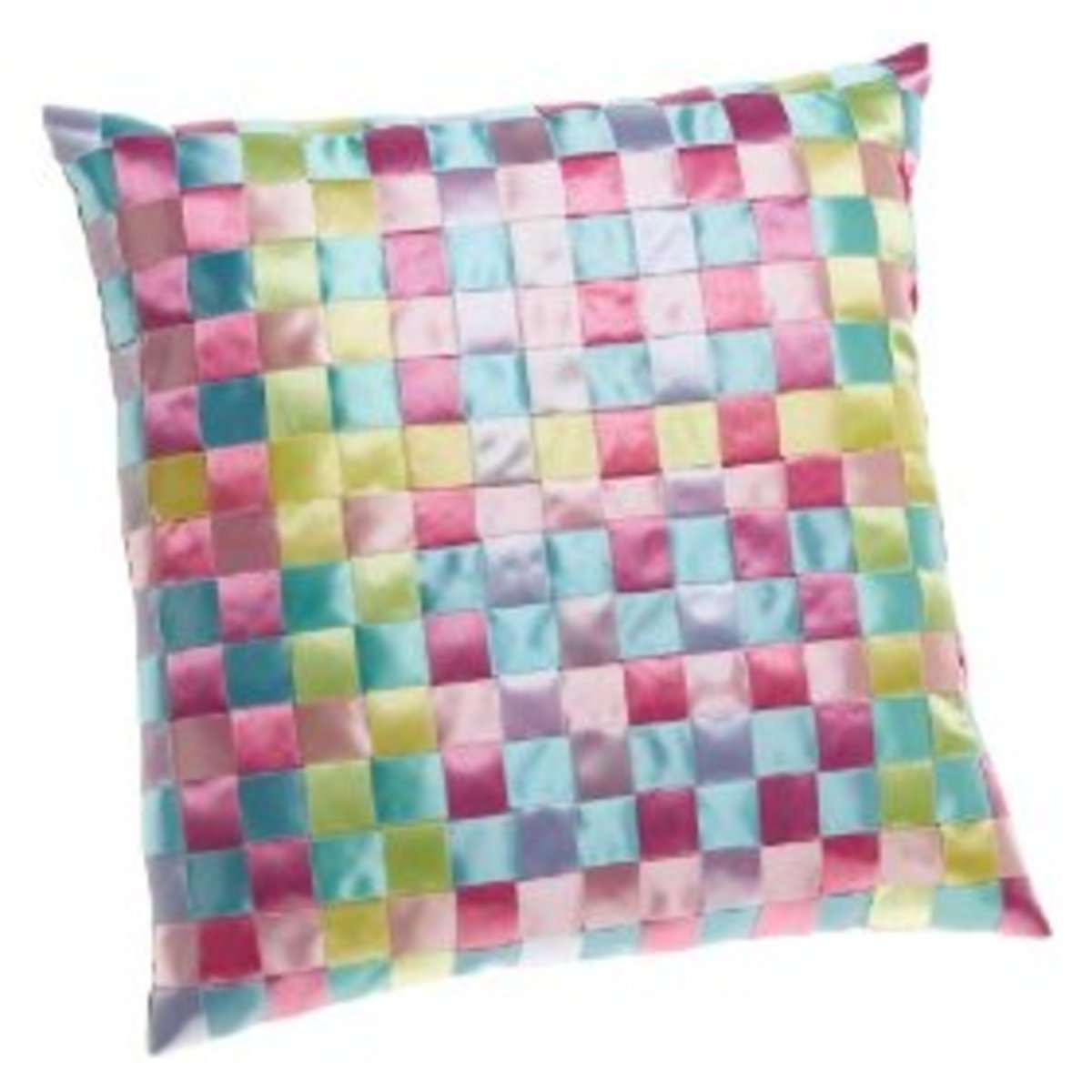 Crafts & Handiwork - Weaving Your Home Decor Spell With Woven Ribbon Pillow Covers
