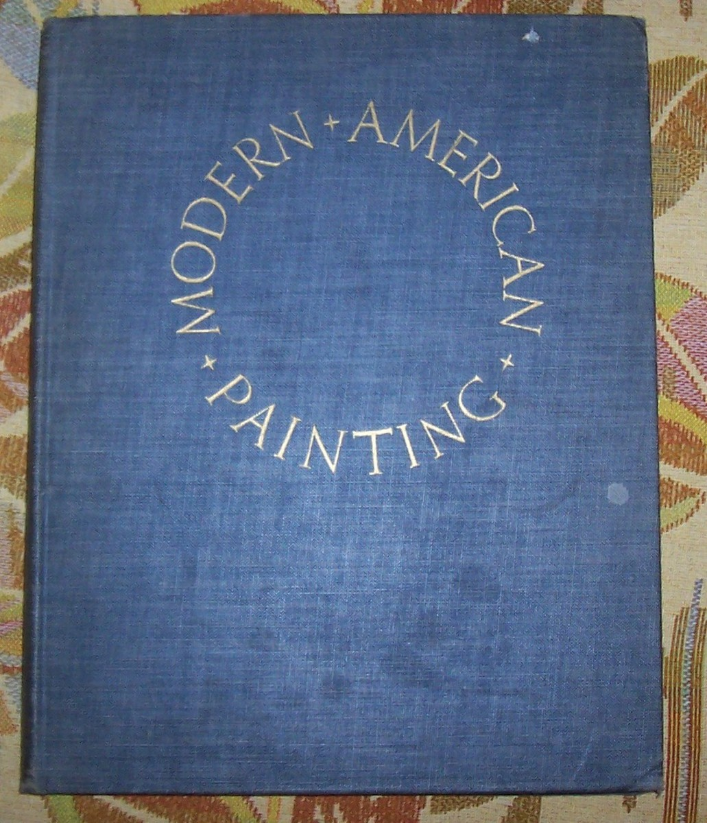 This is the book that my father bought with a weeks wages to see what Peter Hurd's art was like.