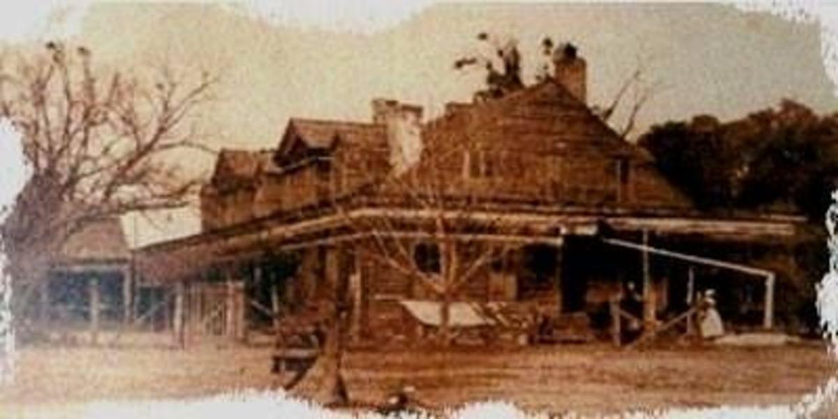 The Myrtles Plantation....circa 1796