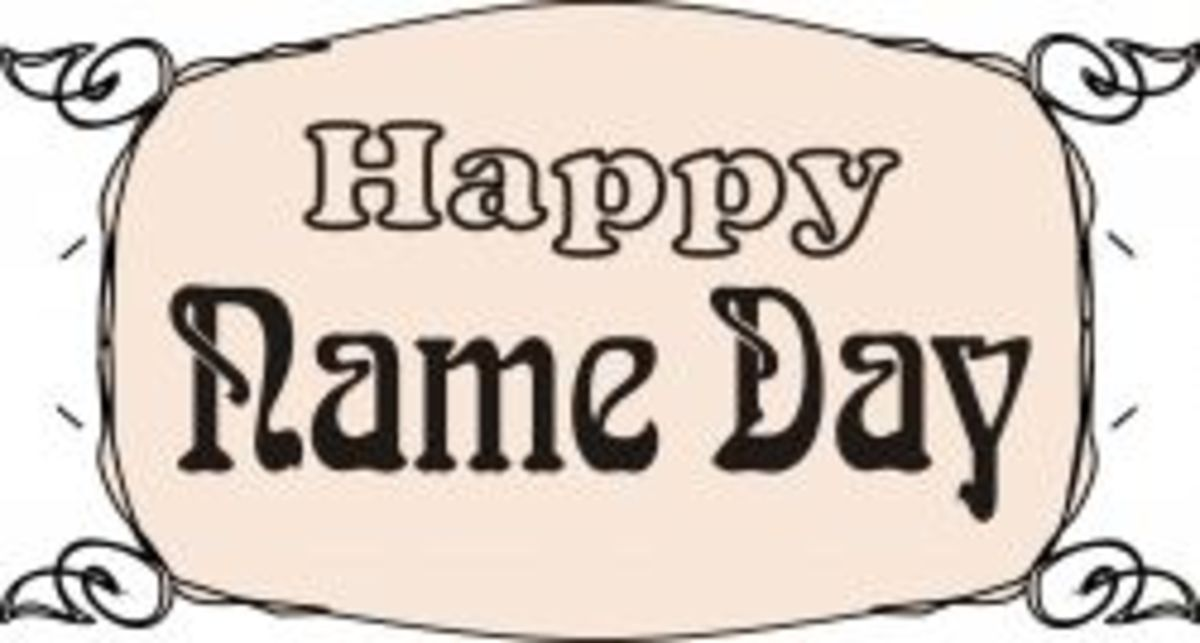 When Is Your Name Day? | HubPages