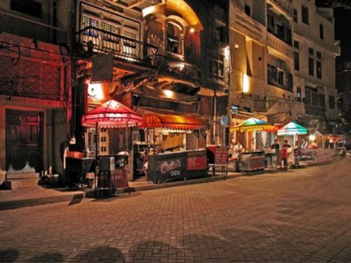 Inner city, Lahore. Image: google.com