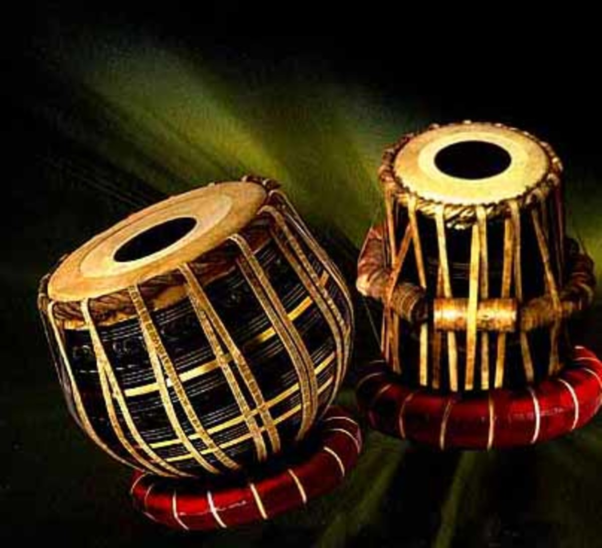 'Tabla' - eastern drums