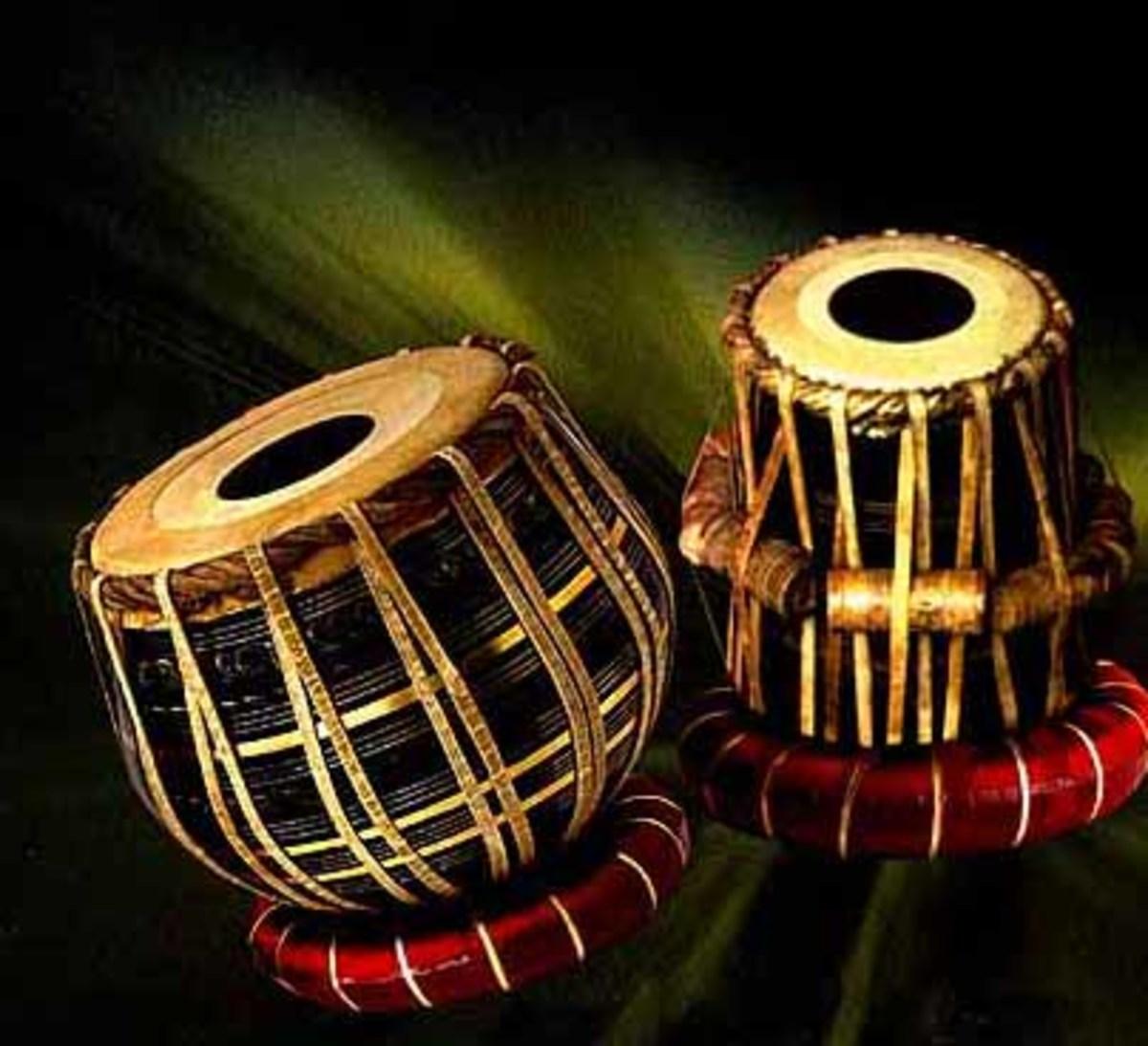 'Tabla' - eastern drums
