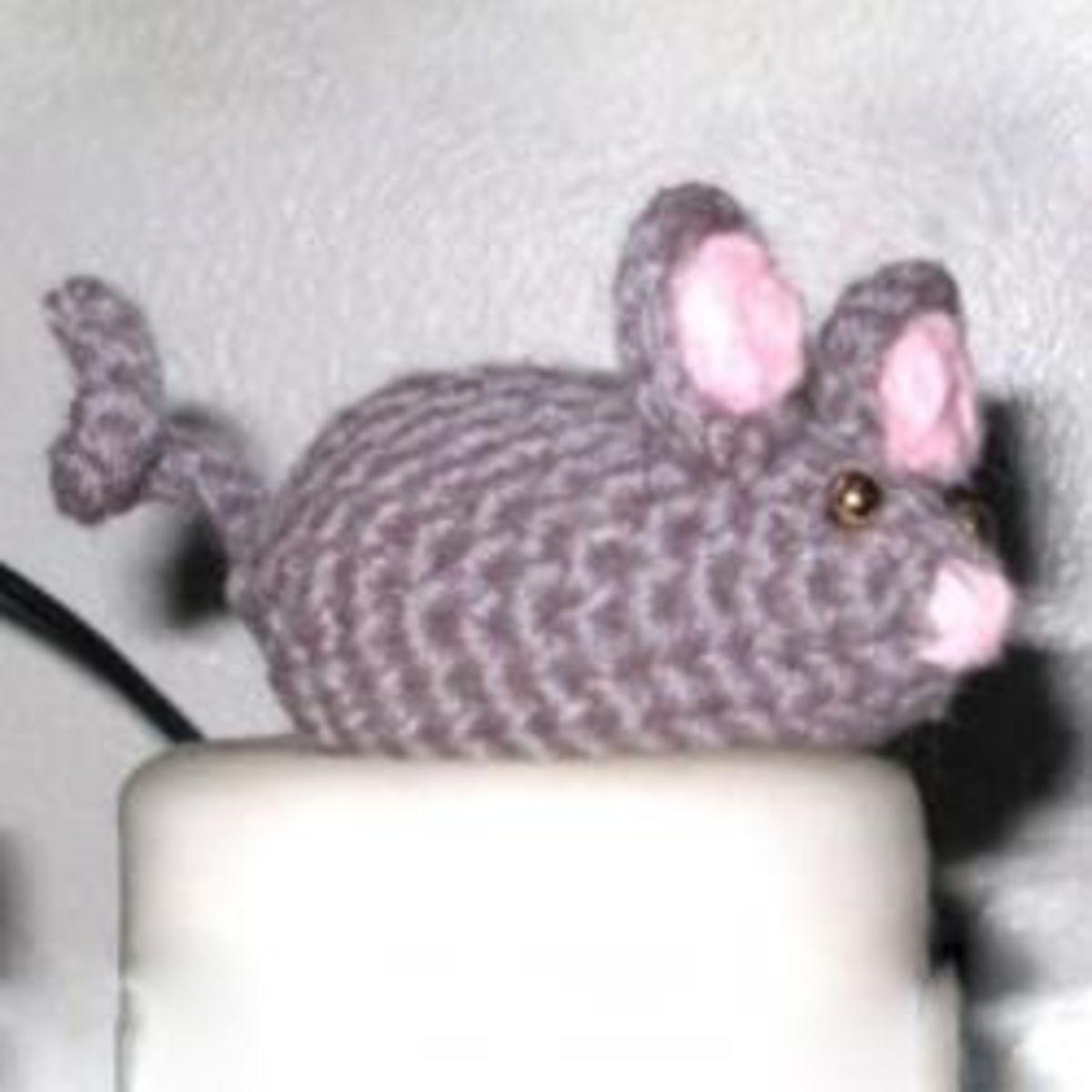 Free Scarecrow Crochet Doll Pattern