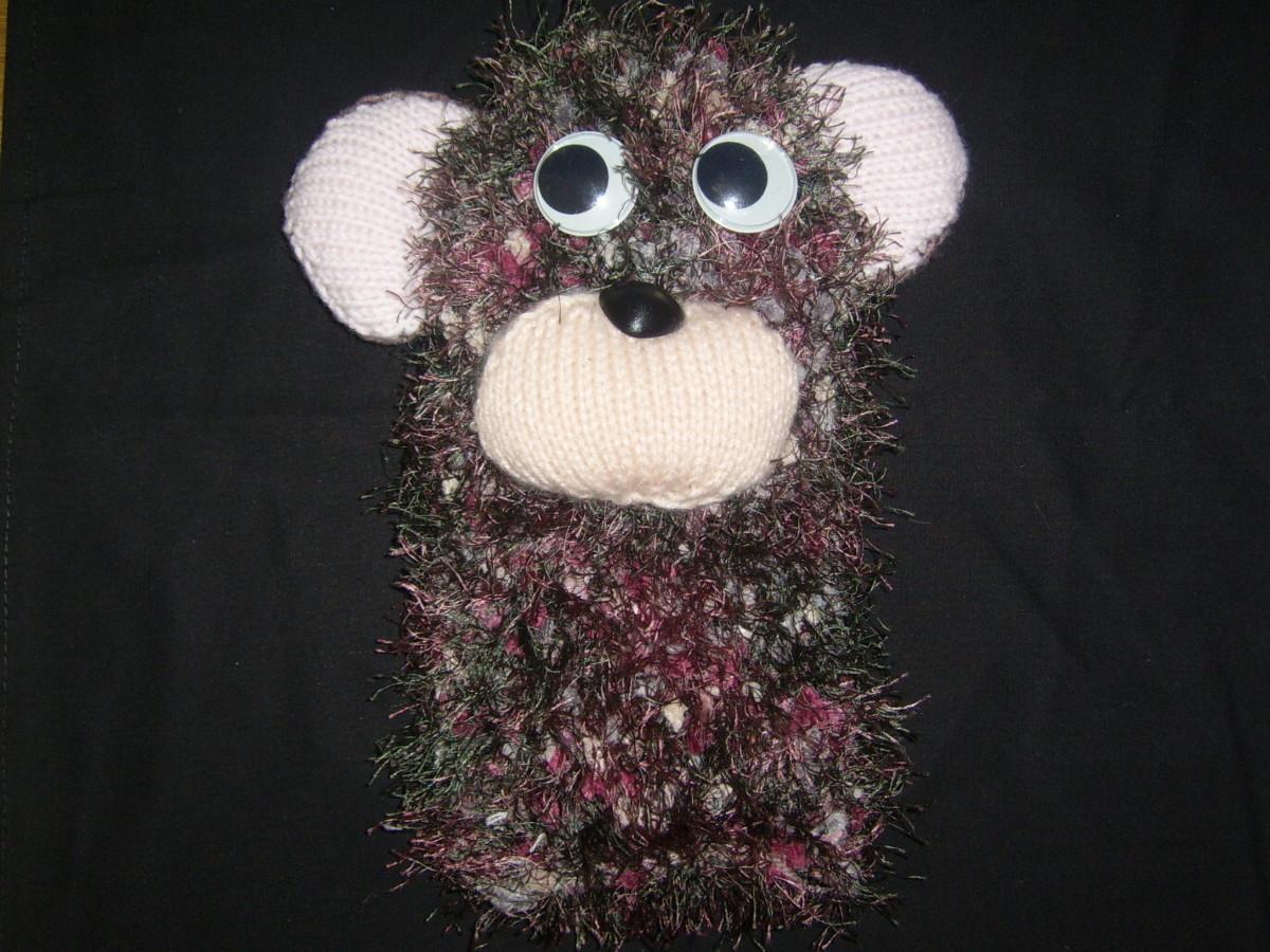 Minky Monkey's Dad